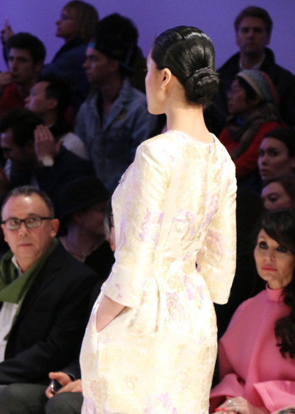 Salt and Shimmer - Noe Bernacelli at Vancouver Fashion Week