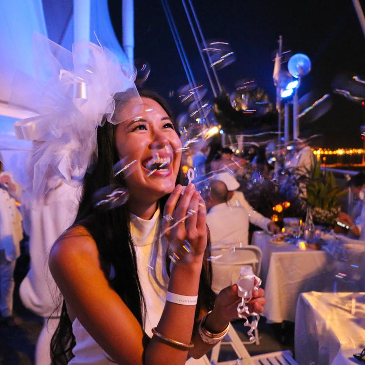 Diner en Blanc Party