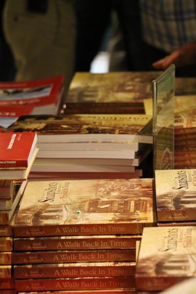 Angelo Bissessarsingh Book