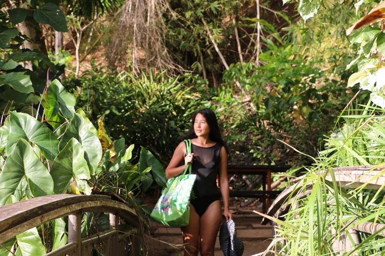 Nicole Lee Beach Bag