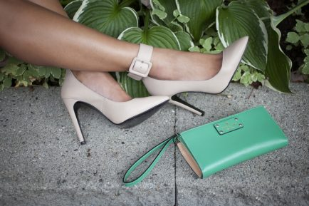 Wardrobe staple - wristlet